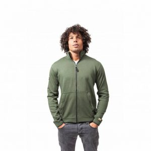 Zipper Jacket Military Green